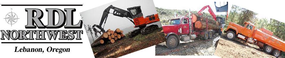 RDL Northwest » Oregon Logging Company